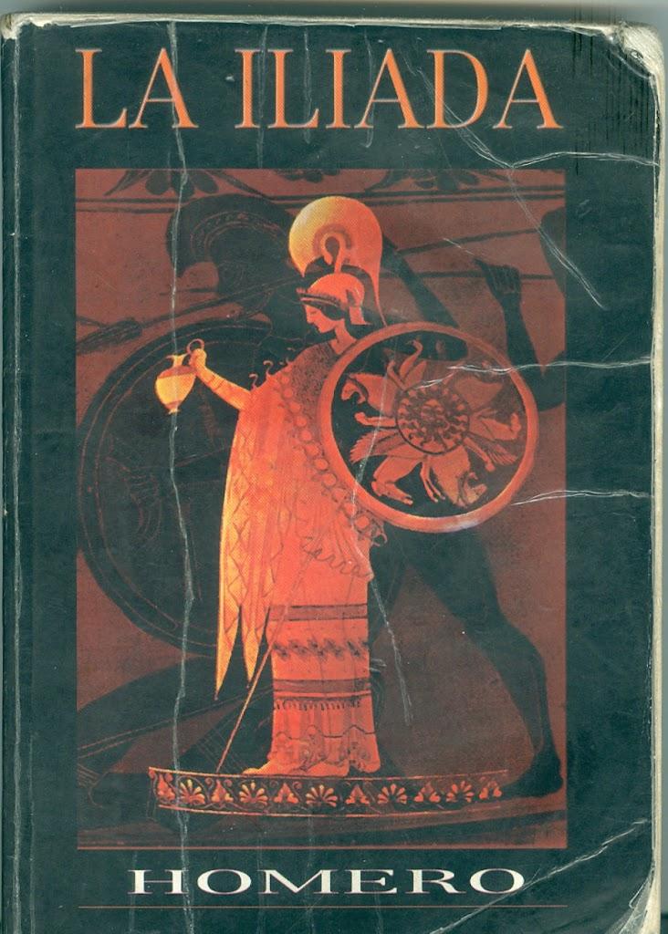 La Iliada en La Victoria del libro